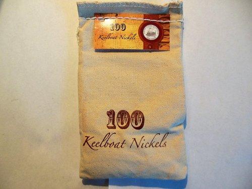 2004-D Jefferson Nickels, Westward Journey *Keelboat*