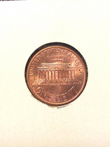 1995 P Lincoln Cent