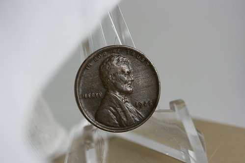 1925 P Lincoln Cent