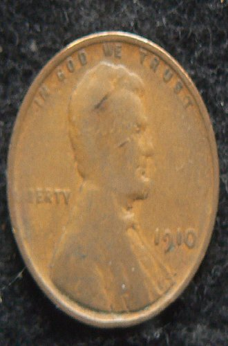 1910 P Lincoln Wheat Cent (G-4)