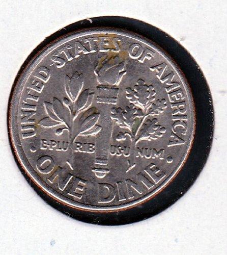 2002 P Roosevelt Dimes -5