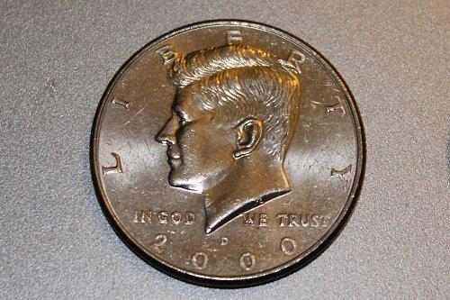 2000 D JFK Half Dollar