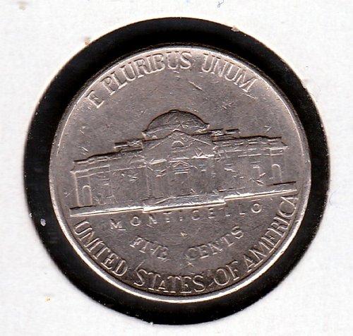 1995 P Jefferson Nickels -7