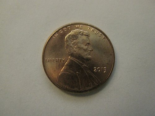 United States - 1 Cent - 2015 - P (Circulated)