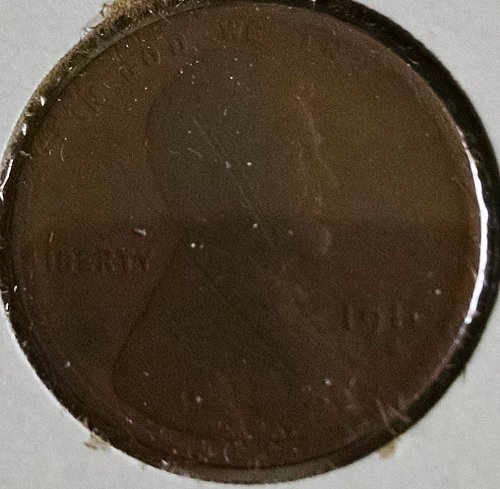 1910 S Lincoln Wheat Cent