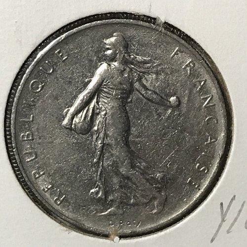 1970 France 1 Franc