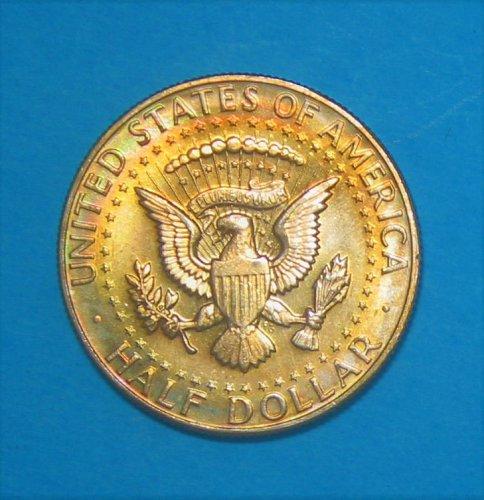 1967 Kennedy Silver Half Half Dollar ** BU **