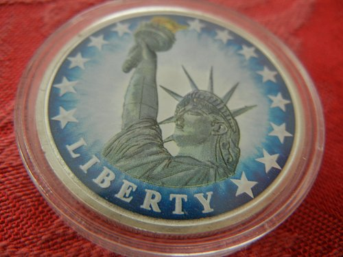 History of America: Freedom nd Democracy-Statue of Liberty and Boston Tea Party
