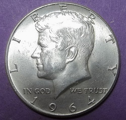 1964 P Kennedy Lot JUKhdf