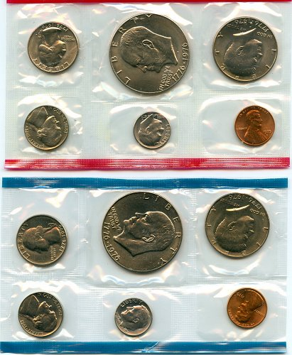 1975 Mint Set