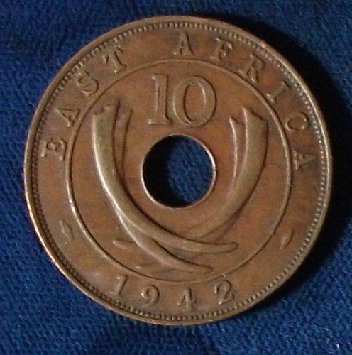 1942I East Africa XF