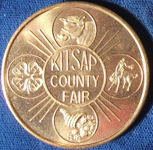 1965 Kitsap County Fair (Washington) Souvenir Half Dollar