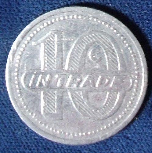 J. L. Strand Cigar 10 Cents in Trade, attributed to Kalamazoo, MI
