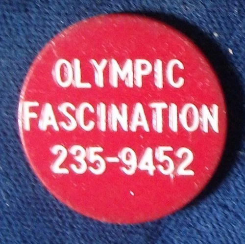 Olympic Fascination Good For 10 Cents In Trade