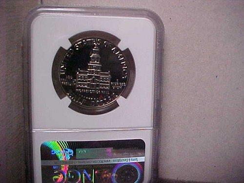 U.S. Coins 1776-1976-S 50C J.F.K. NGC Clad PF68* Cameo