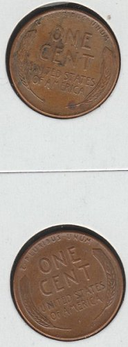 1956p/d Lincoln Wheat Cent #9