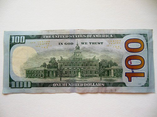 2009-A $100 *Lucky 7's* Federal Reserve Note Bill, (LG 6 7077707 C)