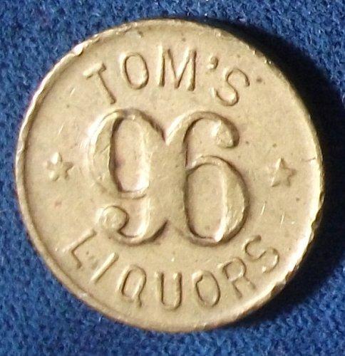 Toms 96 Liquors