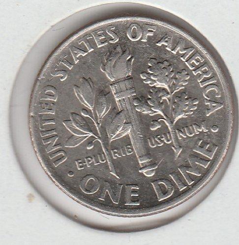 1996 D Roosevelt Dimes -10
