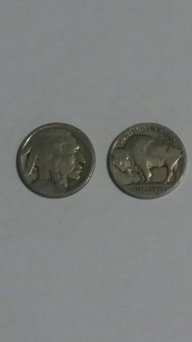 LOT OF 4 COINS- Scarce Vintage Buffalo Nickels Made Between 1913-1938 and Random