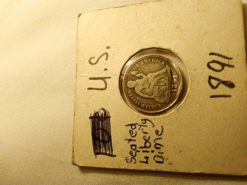 Unique coin