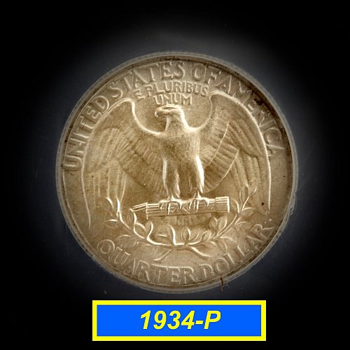 "1934-P ☆ SGS Graded at ""AU-58""    ☆  (#2132)b"