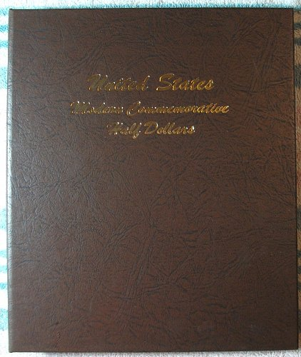 Dansco U. S. Modern Commemorative Half Dollars Album