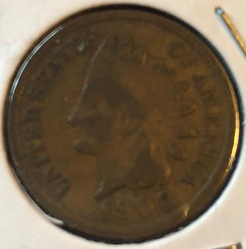 1900 P Indian Head Cent Small Cents