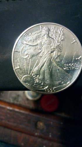 Almost uncirculated