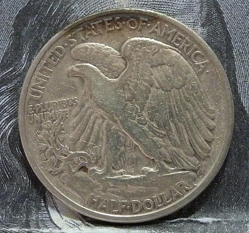 1938 P Walking Liberty Half Dollar in Very Fine Grade ( 6064 )