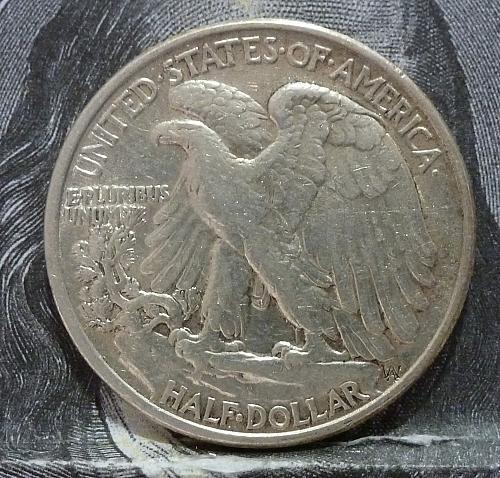 1947 P Walking Liberty Half Dollar in Extra Fine Grade ( 6001 )