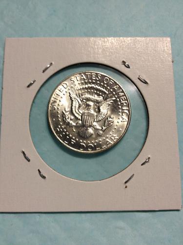 1968 D Kennedy Half Dollar item-6 BU/MS 63+ uncirculated