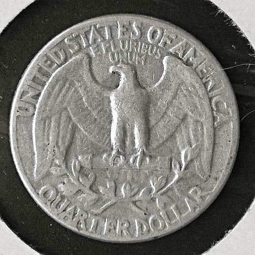 1956 P Washington Quarter Dollar - 6 Photos!