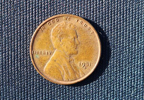 Really Rare 1931s Wheat Penny