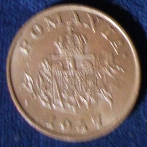 1947 Romania 2 Lei AU