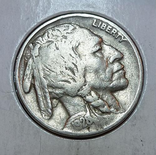 1928 P Buffalo Nickel in ( 9100 )