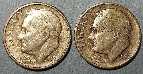 2 Roosevelt Dimes Lot RsVP3
