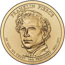 2010   P    FRANKLIN PIERCE  PRESIDENTIAL DOLLAR