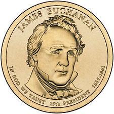 2010   P    JAMES BUCHANAN  PRESIDENTIAL DOLLAR