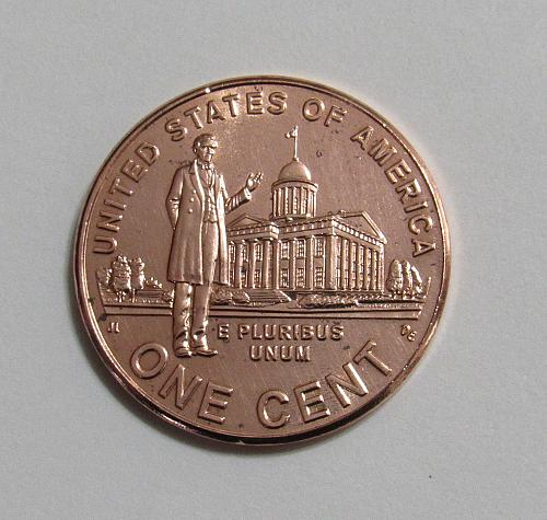 2009 Lincoln Bicentennial Cent - Professional Life