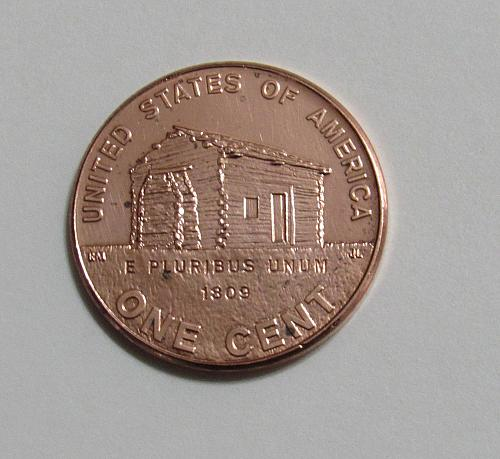 2009 Lincoln Bicentennial Cent - Birth and Early Childhood
