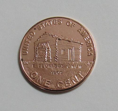 2009-D Lincoln Bicentennial Cent - Birth and Early Childhood