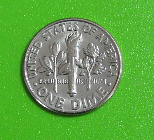 2004-P 10 Cents - Roosevelt Dime