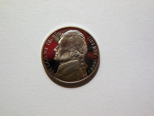 1999-S Jefferson Nickel