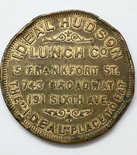 Good Luck Token - Membership Emblem of the Good Value Club