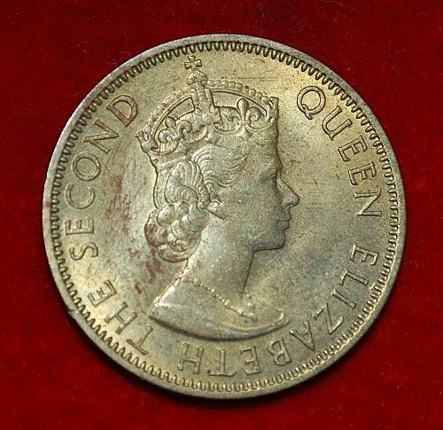 Jamaiva 1/2 penny 1964