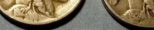3 Mixed Nickels LOT NMx97m