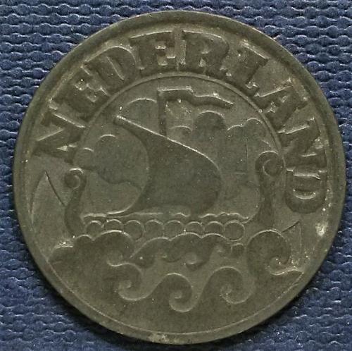 Netherlands 1943 = 25 Cents