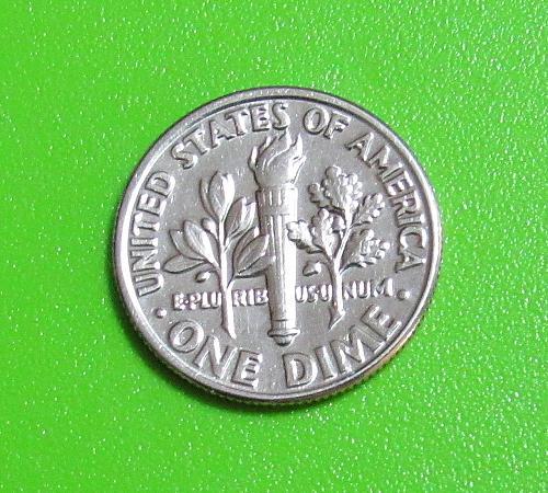 1995-P 10 Cents - Roosevelt Dime