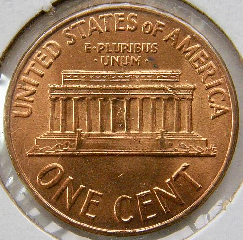 1959 P Lincoln Memorial Cent #8
